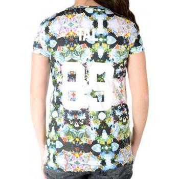 Vêtements Femme T-shirts & Polos Eleven Paris Tee Shirt  Talall SS Mixte (garçon / fille) Blanc Blanc