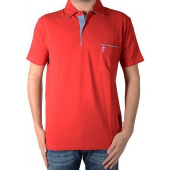 Vêtements Homme Polos manches courtes Marion Roth P2 Rouge