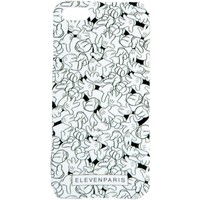 Sacs Housses portable Eleven Paris Coque Iphone 5 / 5S Cand Blanc