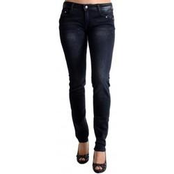 Vêtements Femme Jeans slim Le Temps des Cerises Jeans  JF316LILY0WC199 Lily Bleu