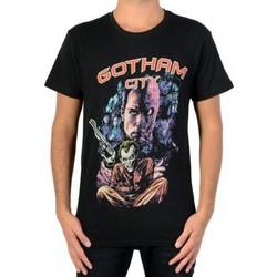 Vêtements Homme T-shirts manches courtes Eleven Paris Gotham Black Noir