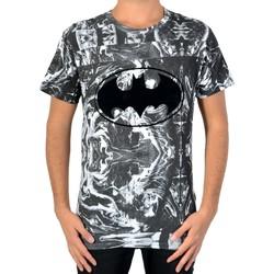 Vêtements Homme T-shirts manches courtes Eleven Paris Logflok Olflok Print Gris