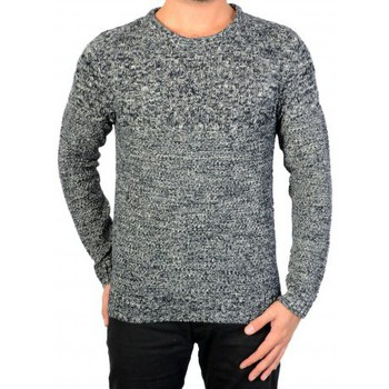 Vêtements Homme Pulls Deeluxe W15319 Joshua Navy Bleu
