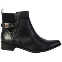 Chaussures Femme Boots Enza Nucci Bottine  Ql2232 Noir Noir