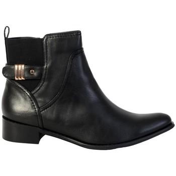 Chaussures Femme Boots Enza Nucci Bottine  Noir Noir