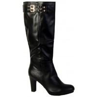 Chaussures Femme Bottes ville Enza Nucci Bottes  Ql2220 Noir Noir