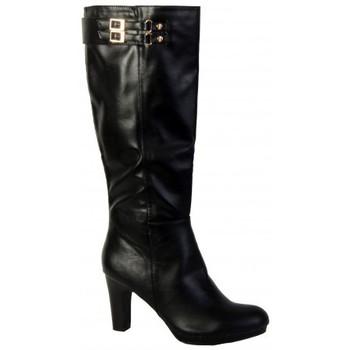 Chaussures Femme Bottes ville Enza Nucci Bottes Noir Noir