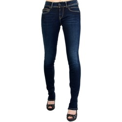 Vêtements Femme Jeans slim Pepe jeans Jeans  New Brooke Pl200019H062 000 Denim Bleu