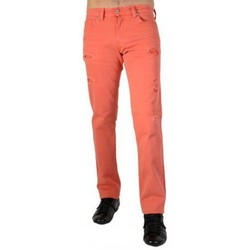 Vêtements Homme Jeans droit Kaporal Jeans  Broz Hibiscus Destroy Orange