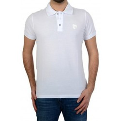Vêtements Homme Polos manches courtes Redskins Polo  Ariz Cage White Blanc