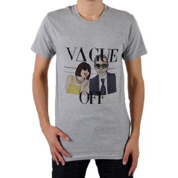 Vêtements Homme T-shirts & Polos Eleven Paris T-Shirt Eleven Vogoff Gris Chiné Gris