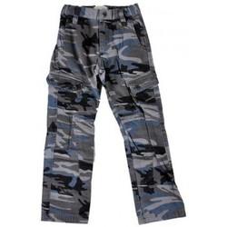 Vêtements Garçon Pantalons cargo Diesel Treillis  Potaly KXAAH Vert