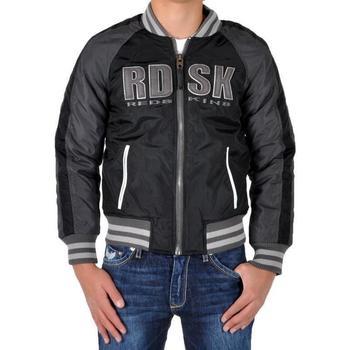 Vêtements Garçon Blousons Redskins Blouson  Fireston Noir Noir