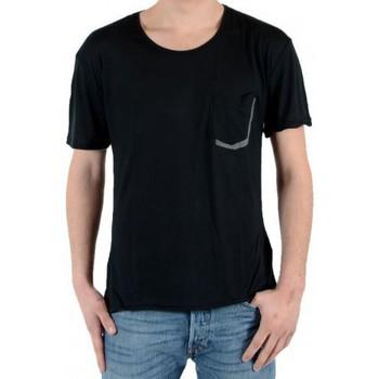 Vêtements Homme T-shirts manches courtes Joe Retro Tee Shirt  Tamy Noir Noir