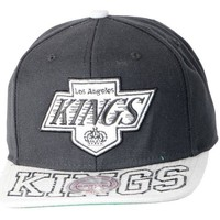 Casquettes Mitchell And Ness Casquette  Los Angeles Kings Noir / Gris
