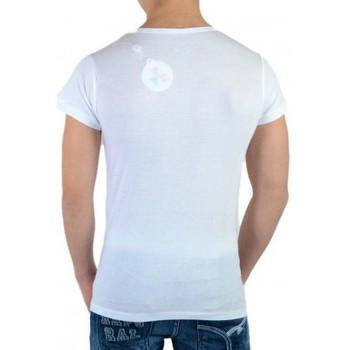 Vêtements Femme T-shirts manches courtes Eleven Paris Tee Shirt  Wimp SS Mixte (garçon / fille)  Blanc Blanc