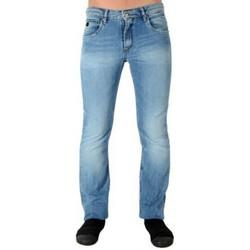 Vêtements Garçon Jeans droit Kaporal s Junior Motor Fripe Bleu