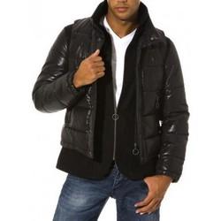 Vêtements Homme Doudounes Rg 512 Doudoune  Noir Noir