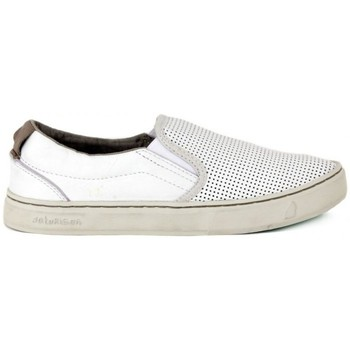 Chaussures Slips on Satorisan SOUMEI NAPPA Bianco