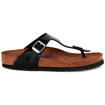 Chaussures Femme Tongs Birkenstock GIZEH MAGIC GALAXY Nero