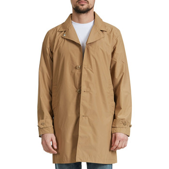 Trenchs Obey Manteau  Manhattan Camel Homme