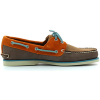 Chaussures Homme Chaussures bateau Timberland Classic boat 2 Burnt orange