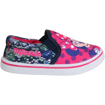 Chaussures Fille Slips on Minnie Mouse S15312H Rojo