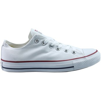 Chaussures Homme Baskets basses Converse All Star Chuck Taylor Ox Blanc Blanc
