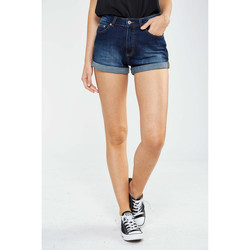 Shorts / Bermudas Cheap Monday Short En Jean  Donna Bleu Femme