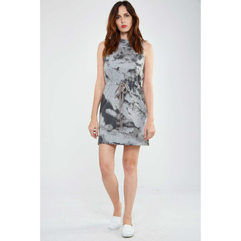 Vêtements Femme Robes courtes Cheap Monday Robe  Fuel Clouds Gris Femme Gris