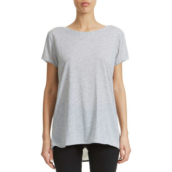 T-shirts manches courtes Cheap Monday Top  Effect Gris Chine Femme
