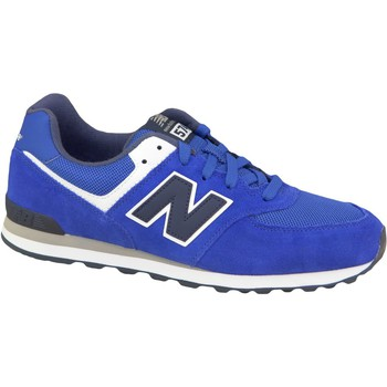 Chaussures Femme Baskets basses New Balance KL574SUG Blue