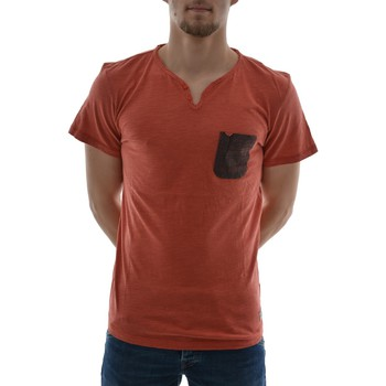 Vêtements Homme T-shirts manches courtes Blend Of America tee shirt  20700536 t-shirt rouge rouge