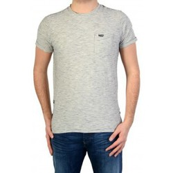 Vêtements Homme T-shirts manches courtes Deeluxe T-shirt S16-192 Matthew Off White Gris