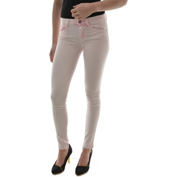 Vêtements Femme Jeans slim Guess curve x rose