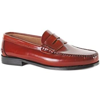 Chaussures Homme Mocassins Castellanos Artesanos  Marron