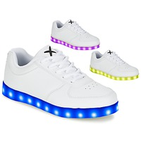 Chaussures Baskets basses Wize & Ope THE LIGHT Blanc