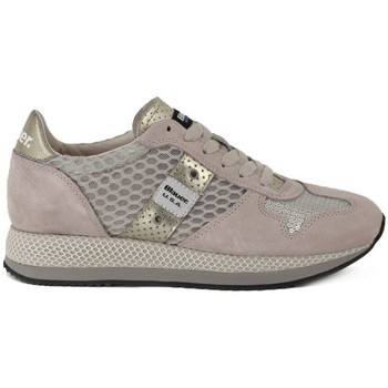 Baskets basses Blauer RUNNING DOV  GREY