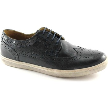 Chaussures Homme Derbies Base London BAS-PP09400-NA Blu