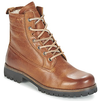 Bottines / Boots Blackstone MAZINE Marron 350x350