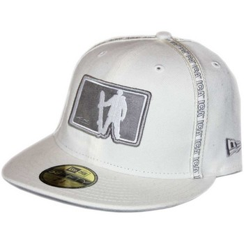 Accessoires textile Homme Casquettes New Era Casquette  59 fifty ICA Kale Stephens white Blanc