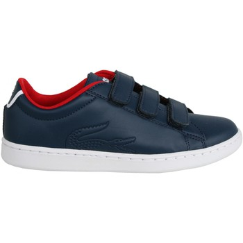 Chaussures Enfant Baskets basses Lacoste 31SPI0002 CARNABY EVO Azul
