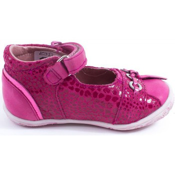 Chaussures Fille Ballerines / babies Babybotte Babies  Fille rose SHIHUAHUA rose