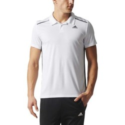 Vêtements Homme Polos manches courtes adidas Performance Polo Cool 365 Blanc