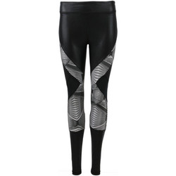 Vêtements Femme Leggings Zobha Legging  Onyx Mesh Noir NOIR