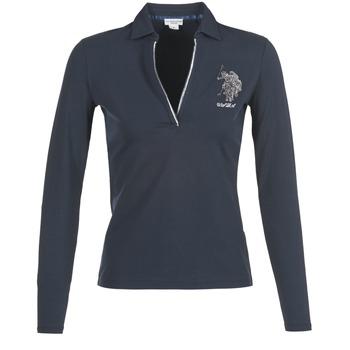 T-shirts & Polos U.S Polo Assn. CRISTINE Marine 350x350