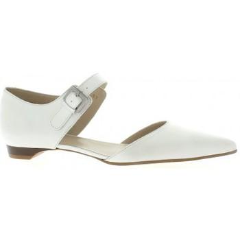 Chaussures Femme Sandales et Nu-pieds Vidi Studio Escarpins cuir Blanc