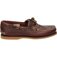 Chaussures Homme Chaussures bateau Timberland TIM.Classic 2 Eye Marron