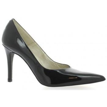 Chaussures Femme Escarpins Brenda Zaro Escarpins cuir vernis Noir