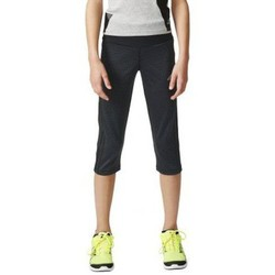 Vêtements Fille Leggings adidas Originals 3/4 Tight  pour fille noir
